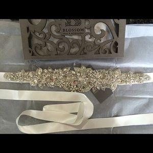 Blossom Bridal Belt